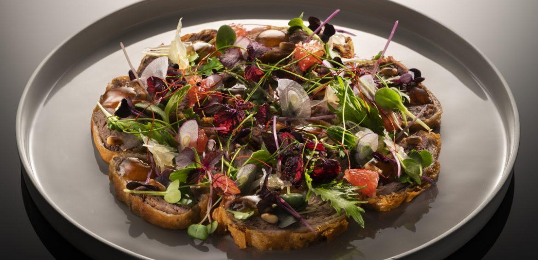 مطعم هاكاسان أبوظبي يحتفي بشهر العافية العالمي 2019 بأربع قوائم طعام
