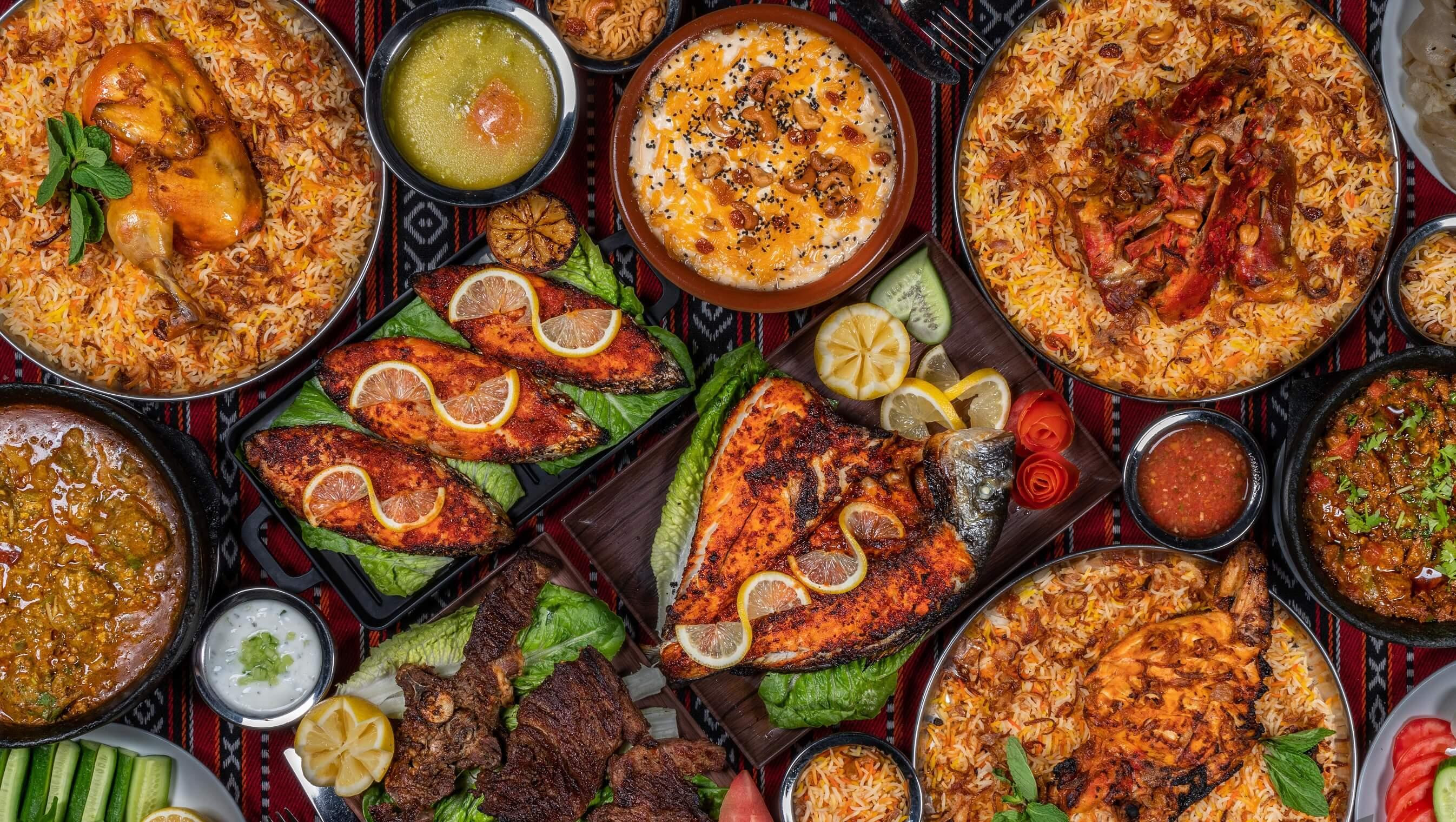 مطعم قصر التراث يقدم فرصة خلق ذكريات رمضانية مثالية لا يمكن نسيانها