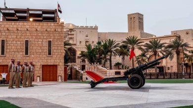 صورة مدينة جميرا دبي تحتضن مدفع شهر رمضان الكريم 2019