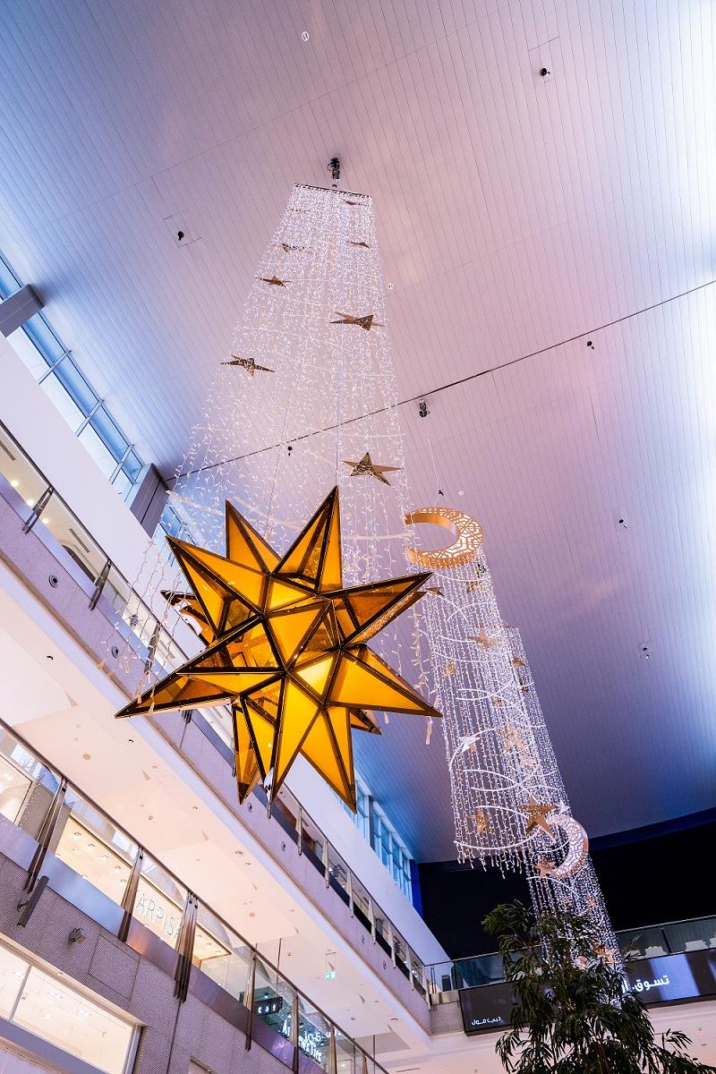 دبي مول يستضيف معرض فني ضخم إحتفاءاً بشهر رمضان المبارك