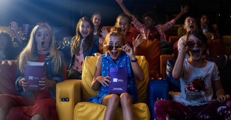 ريل سينما دبي مول تفتتح قاعتان مخصصتان لعشاق الأفلام من الأطفال