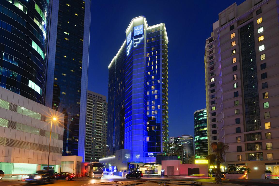 فندق تريب باي ويندام دبي