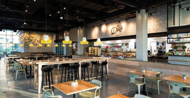 مطعم ذا دايلي يقدم قائمة إفطار نباتية خلال الشهر المبارك 2019