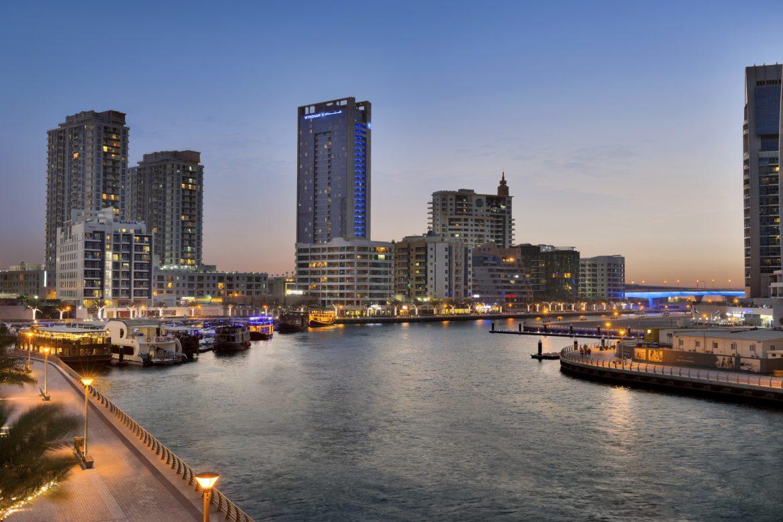 عروض عيد الفطر 2019 في فندق تريب باي ويندام دبي وفندق ويندام دبي مارينا