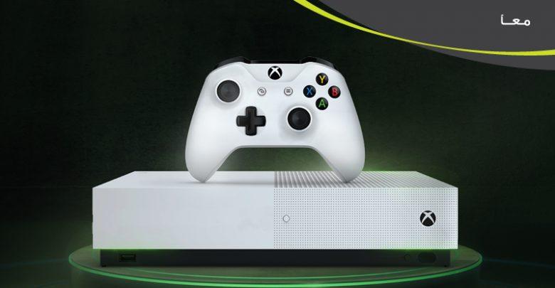 جهاز الألعاب الشهير Xbox One S متوفر للشراء بالتقسيط في متاجر اتصالات