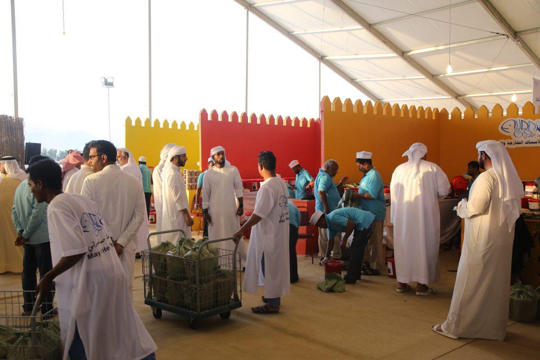 مدينة دبا الحصن تستضيف مهرجان المالح والصيد البحري 2019