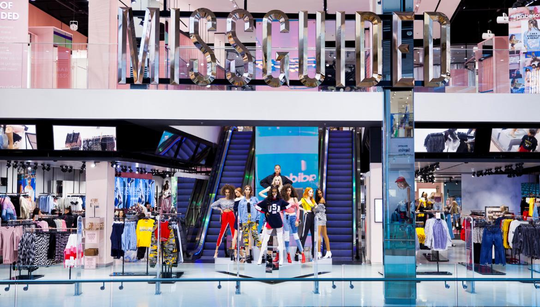 إفتتاح ثلاث عشرة متاجر جديدة لعلامات تجارية عالمية في الغاليريا