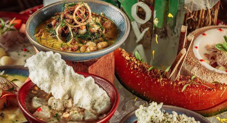مطعم كويا يحتفل باليوم الوطني لطبق السيفيشي في جميع فروعه بأبوظبي