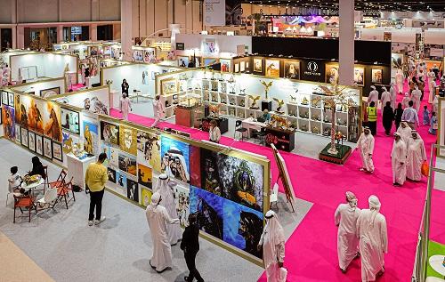 إمارة أبوظبي تستضيف معرض أبوظبي الدولي للصيد والفروسية 2019