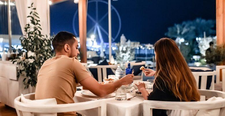 عروض المطعم اليوناني الأصيل أموس لموسم الصيف 2019