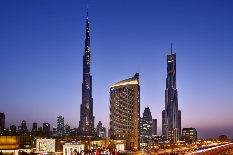فندق العنوان دبي مول يقدم جناحات فاخرة للاسترخاء والراحة