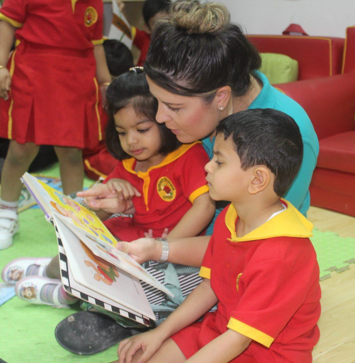 حضانةأوركارد البريطانية تنظم مخيماتها الصيفية في الإمارات