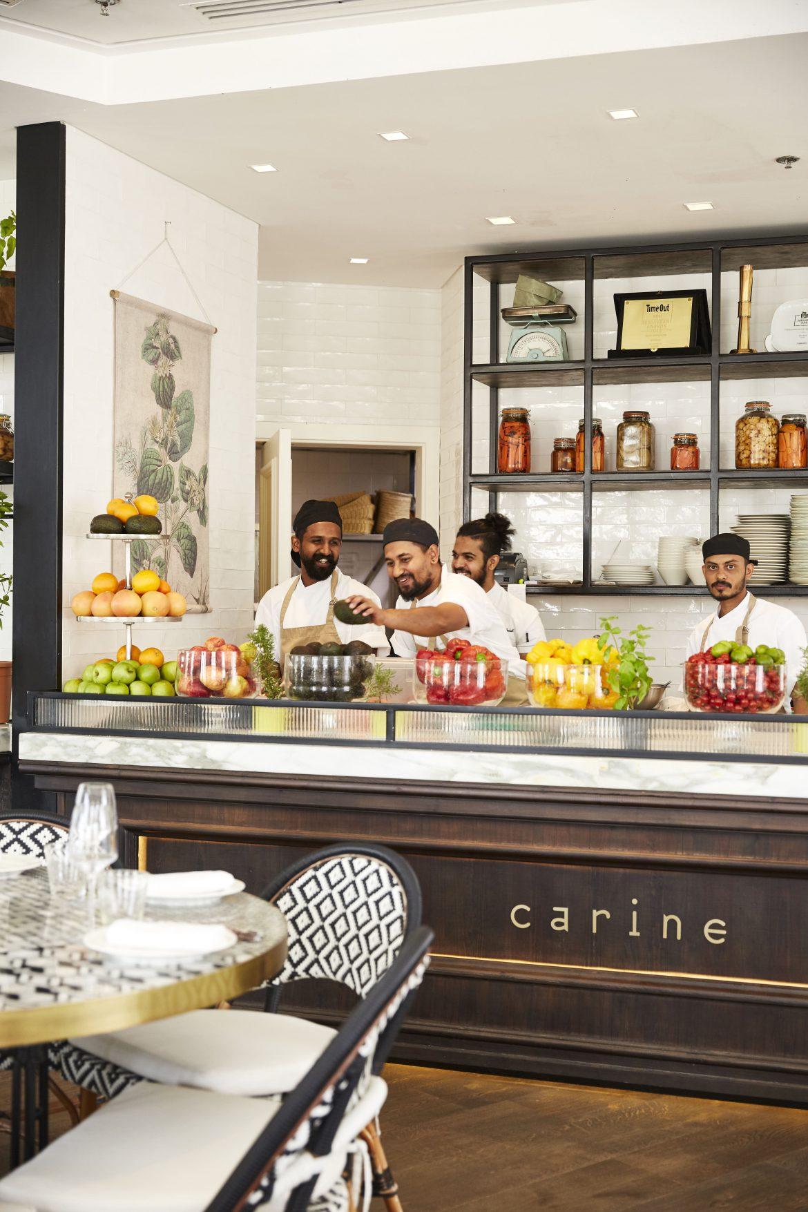 مطعم كارين يقدم تجربة موسيقية رائعة إحتفالاً باليوم العالمي للموسيقى