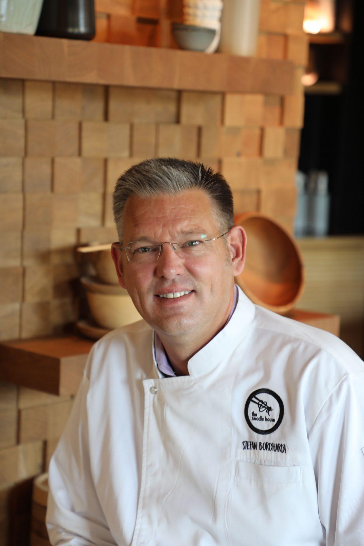 Chef Stefan Borchardt