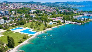 صورة مدينة لوزان السويسرية وجهتك القادمة لتمضية أفضل عطلة صيفية على الإطلاق
