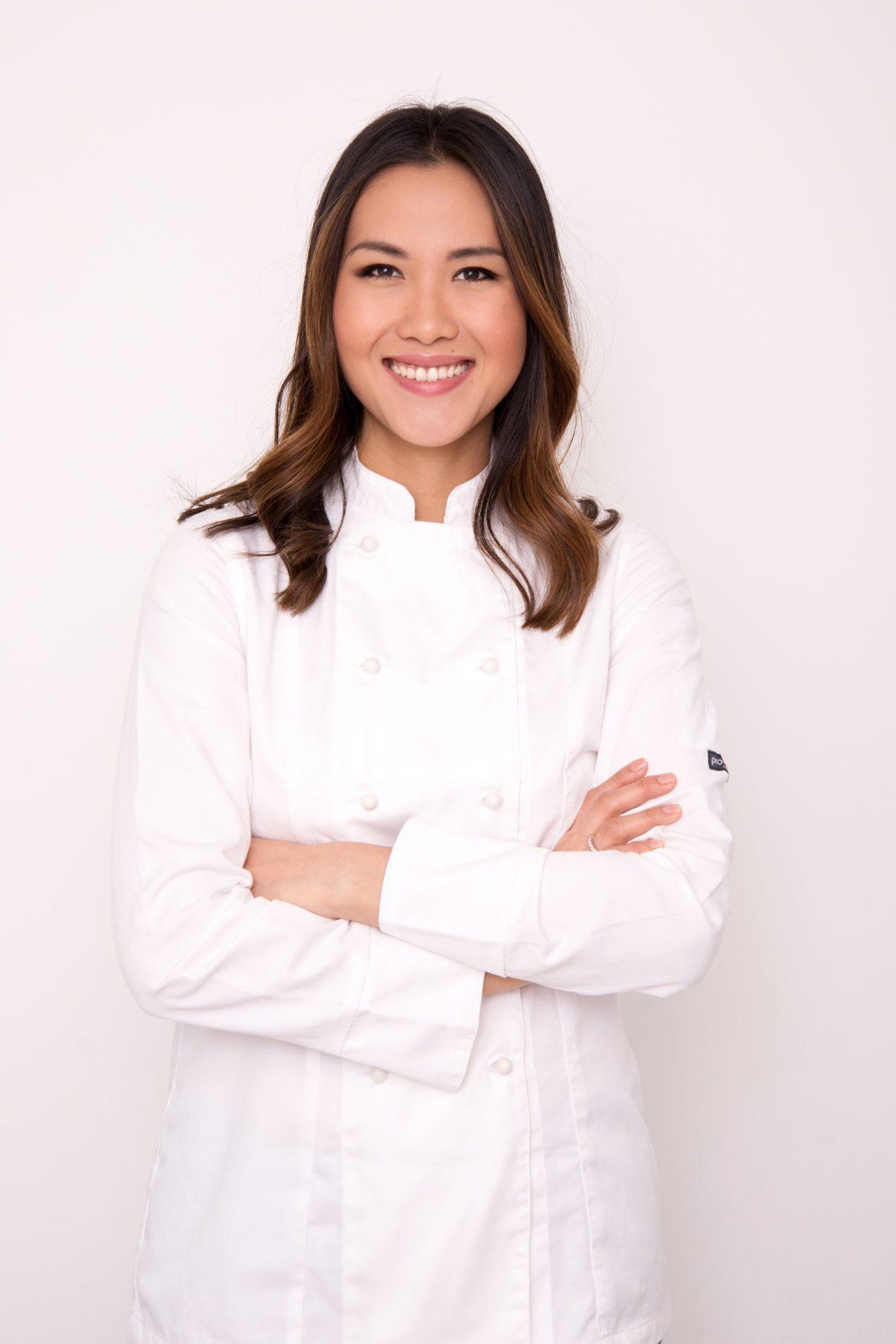 الطاهية الشهيرة ديانا تشان ضيفة مطعم ماستر شيف ذا تي في إكسبيرينس