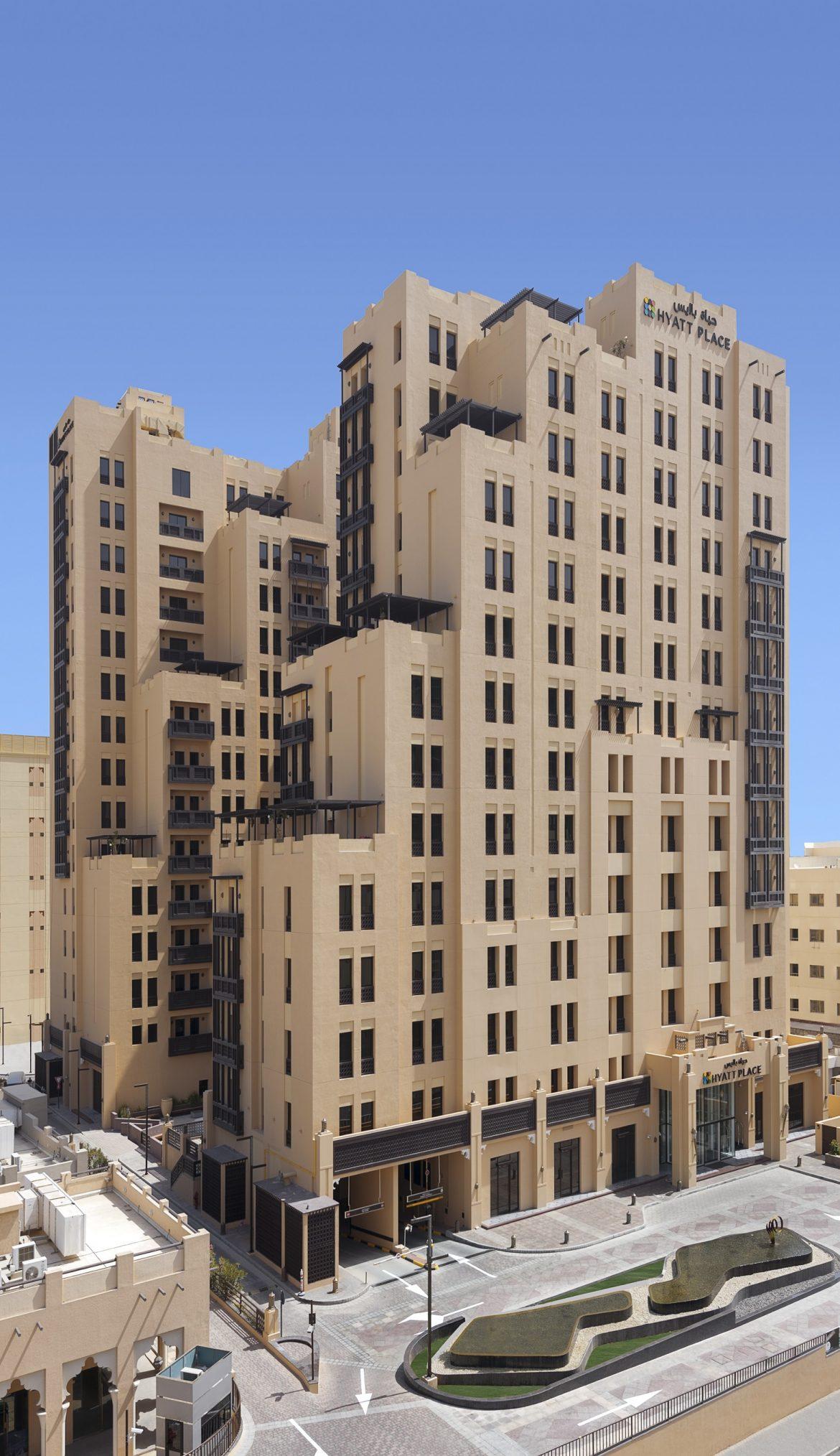 رسمياً فندق حياة بليس دبي حي الوصل يفتتح أبوابه في دبي