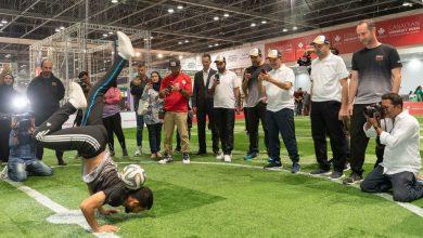 Photo of مركز دبي التجاري العالمي يطلق الدورة التاسعة من عالم دبي للرياضة 2019