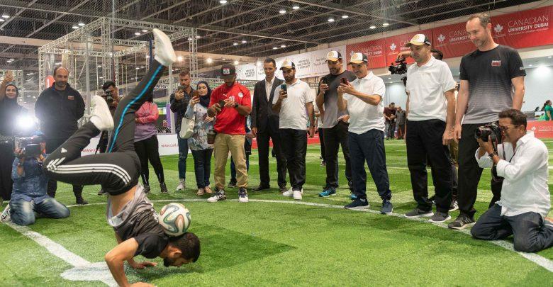 مركز دبي التجاري العالمي يطلق الدورة التاسعة من عالم دبي للرياضة 2019