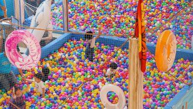 صورة دبي مارينا مول ينظم الحفلات الشاطئية الداخلية طوال موسم الصيف