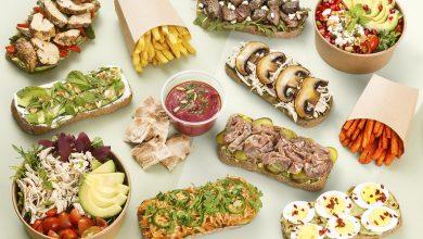 صورة مطعم بينزا يضيف ساندويتش بانز الصحي الى قائمة طعامه المنوعة