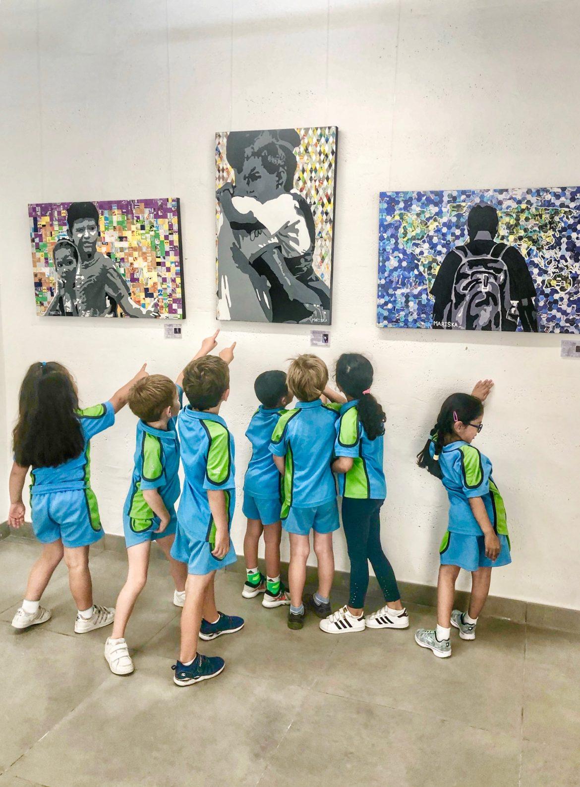 المدينة المستدامة تنظم مخيمها الصيفي التعليمي و الترفيهي للأطفال في دبي