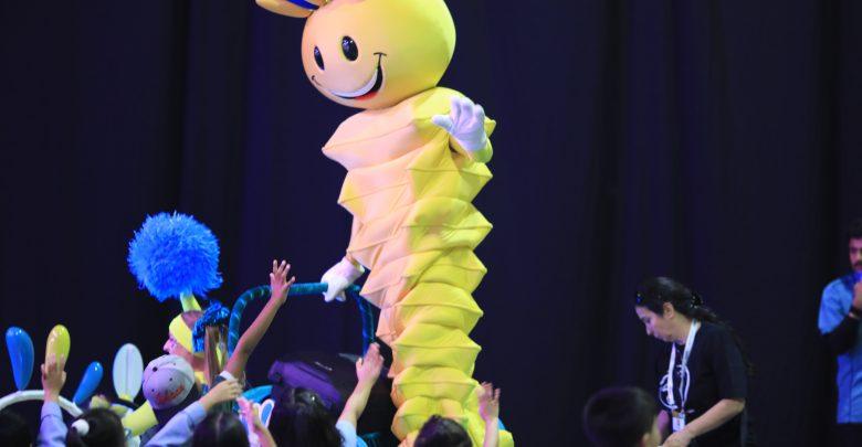 عروض وفعاليات ممتعة للأطفال في سيتي سنتر مردف خلال مفاجآت صيف دبي