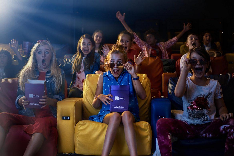 ريل سينما و كيدزانيا دبي يقدمان عرض مشترك للأطفال خلال موسم الصيف 2019