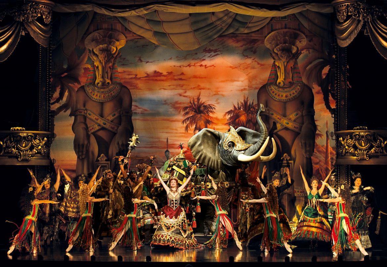 دبي أوبرا تمدد فترة عرض مسرحية ذا فانتوم أوف ذا أوبرا بثمانية عروض إضافية
