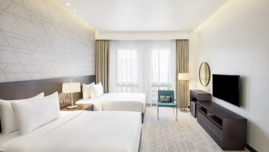 صورة رسمياً فندق حياة بليس دبي حي الوصل يفتتح أبوابه في دبي