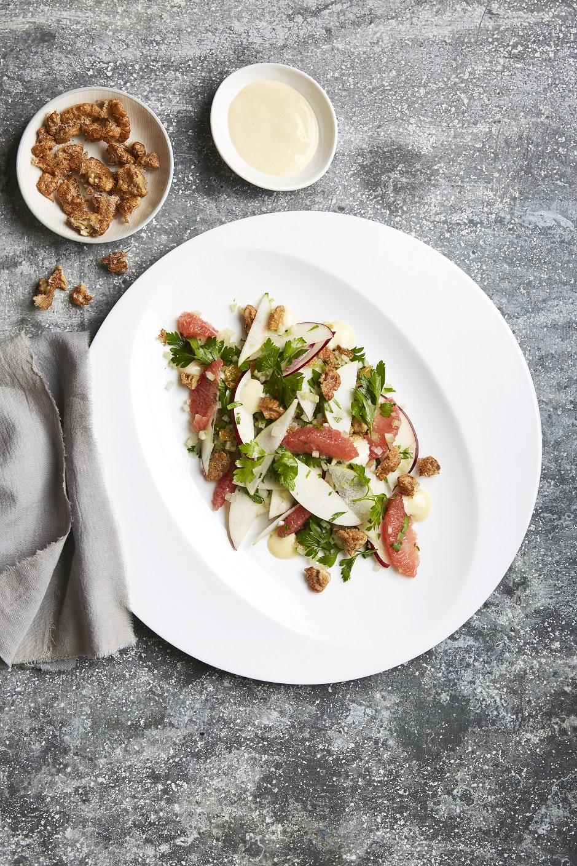مطعم ماستر شيف ذا تي في إكسبيرينس يقدم قائمة طعام خاصة بفصل الصيف