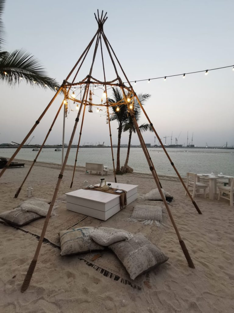 فيش دبي ملاذ العشاق في دبي