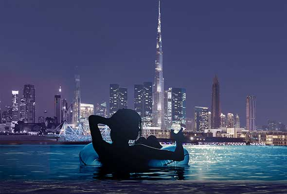 5 طرق للاستمتاع بالصيف في فندق وأجنحة لا فيل سيتي ووك دبي