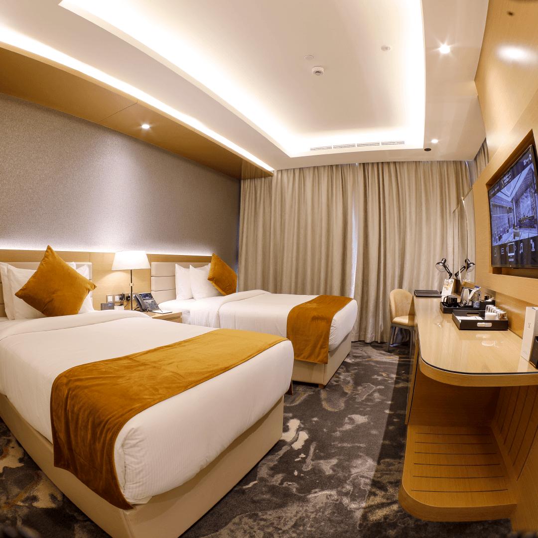 فندق ذا اس البرشا يطلق عرضه الجديد سمر اسكيب باكيج إحتفاءاً بالصيف 2019