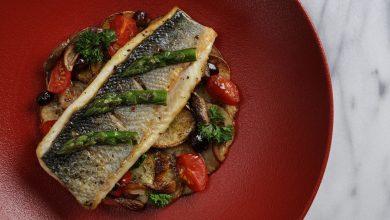 صورة مطعم بيتشه يضيف الى قائمة طعامه طبق أوراتا آلا ميديتيرانيا اللذيذ