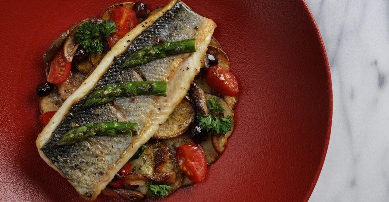 مطعم بيتشه يضيف الى قائمة طعامه طبق أوراتا آلا ميديتيرانيا اللذيذ
