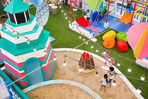 مركز برجمان ينظم فعاليات متنوعة إحتفاءاً بموسم الصيف 2019