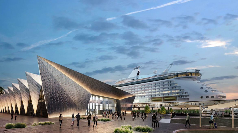 إيه إس جي سي تتكلف بتشييد محطة الرحلات البحرية دبي كروز ترمينال