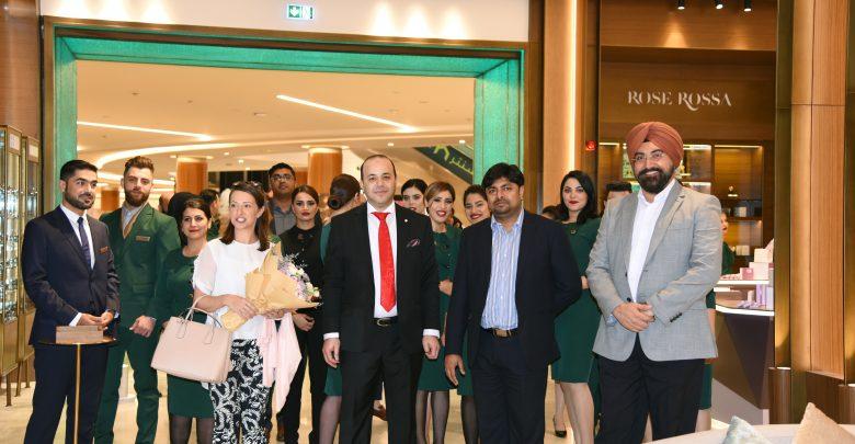 إفتتاح أول متجر لمقهى ثيرد أفينيو و متجر لعلامة حب في دلما مول أبوظبي