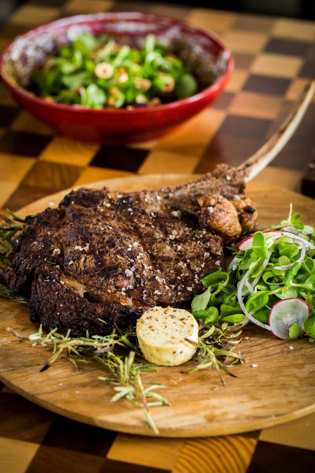 مطعم واستراحة غرايز يطلق قائمة طعامه نو بول الصيفية
