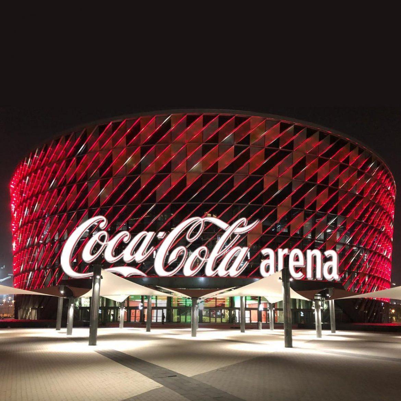 صالة كوكا كولا أرينا