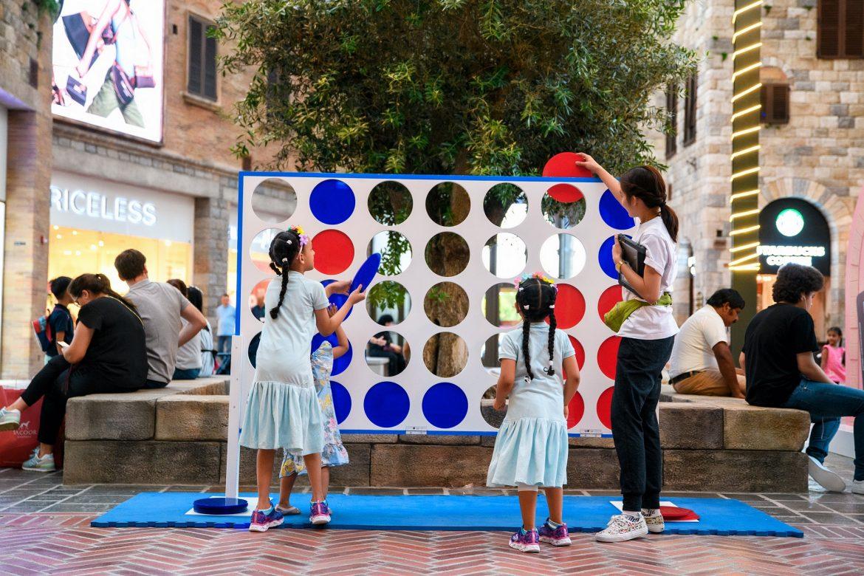 ذا أوتلت فيليدج يقدم حسومات رائعة ومخيم للأطفال إحتفاءاً بمفاجآت صيف دبي