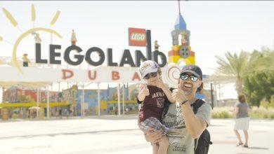 صورة منتزه ليجولاند دبي تعيد فتح أبوابها أمام الجمهور تزامناً مع عيد الإتحاد 2020