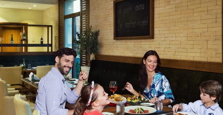 لعشاق المعكرونة الإيطالية توجهوا الى مطعم فيسبا الإيطالي دبي