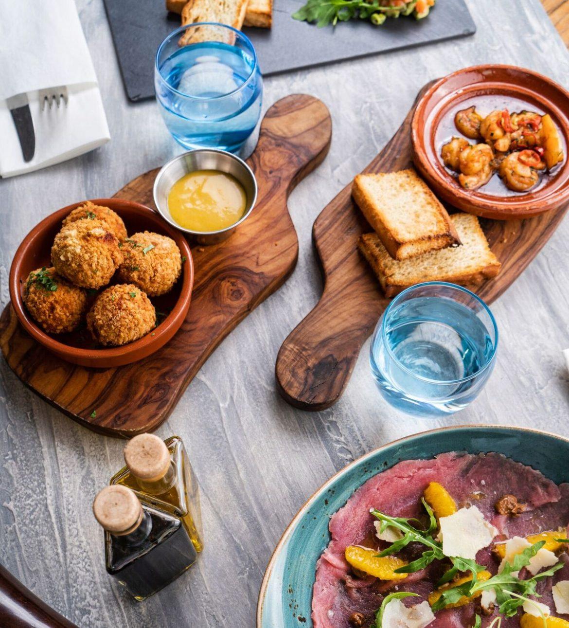 مطعم ريفا يطلق قائمة طعام جديدة لموسم الصيف 2019
