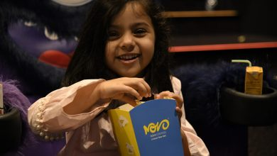 صورة نوفو سينما تقدم تجربة سينمائية مخصصة للأطفال فقط