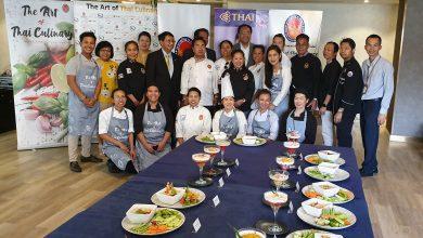 صورة القنصلية الملكية التايلاندية في دبي تنظم مسابقتها السنوية للطهي في دبي