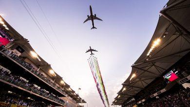 صورة إحجزوا تذاكركم لسباق جائزة الاتحاد للطيران الكبرى للفورمولا1 قبل نفاد الكمية !