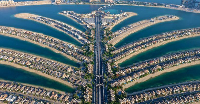 ذي فيو النخلة احدث منصة مشاهدة على ارتفاع 240 متراً في دبي