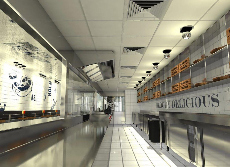 مطعم البرغر العالمي ذا بوتشر يستعد لإفتتاح أبوابه في دبي